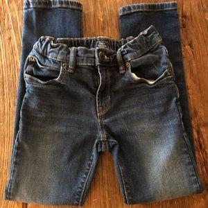 Gap Kids Boys Skinny Jeans Sz 10 Adjustable Waist